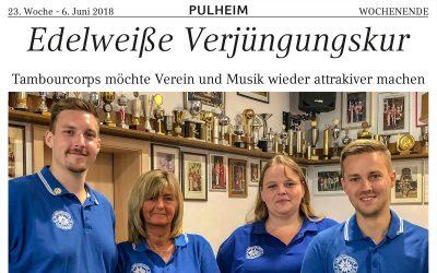"""Pressemeldung: """"Wochenende"""" vom 6. Juni 2018"""