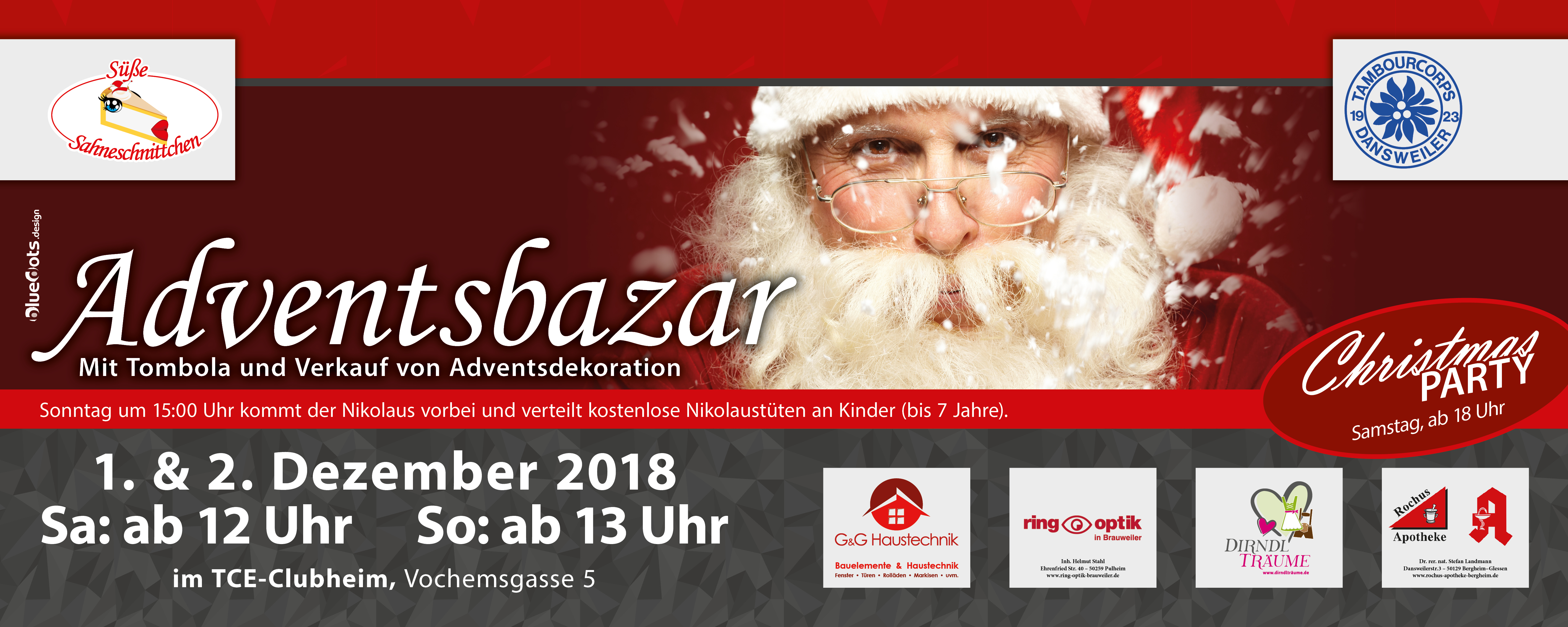 Adventsbazar in Dansweiler